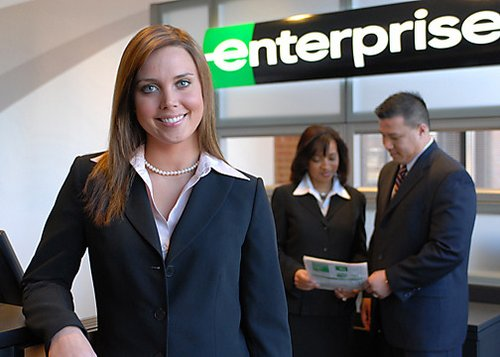 Enterprise Rent A Car Management Trainee