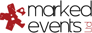 marked events ltd logo