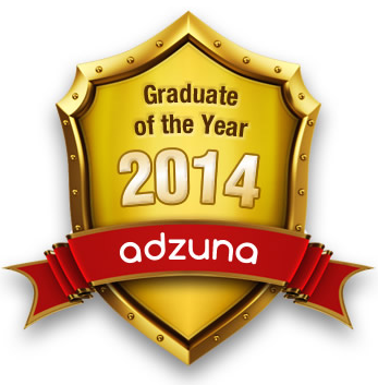 Graduate of the Year Logo