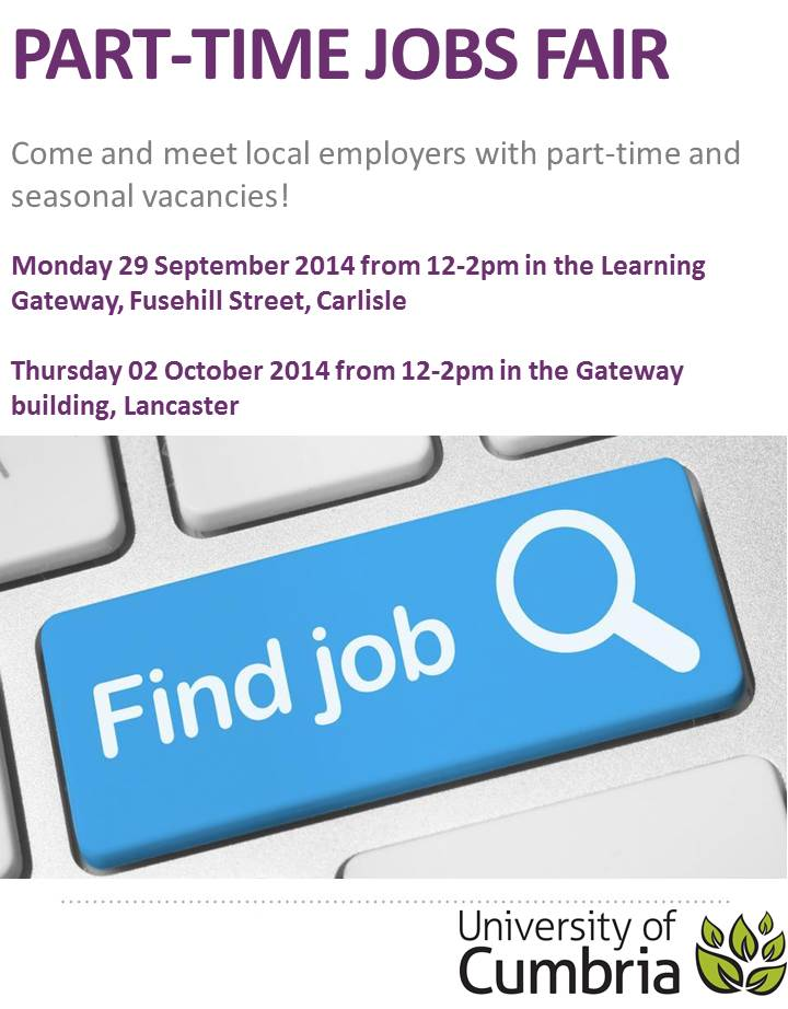 Part Time Uoc Careers