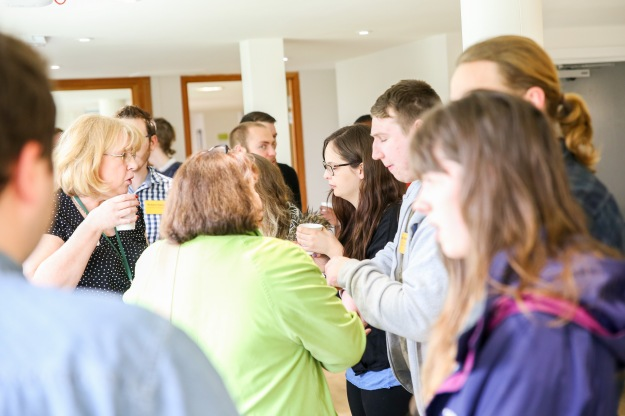 social enterprise event - networking
